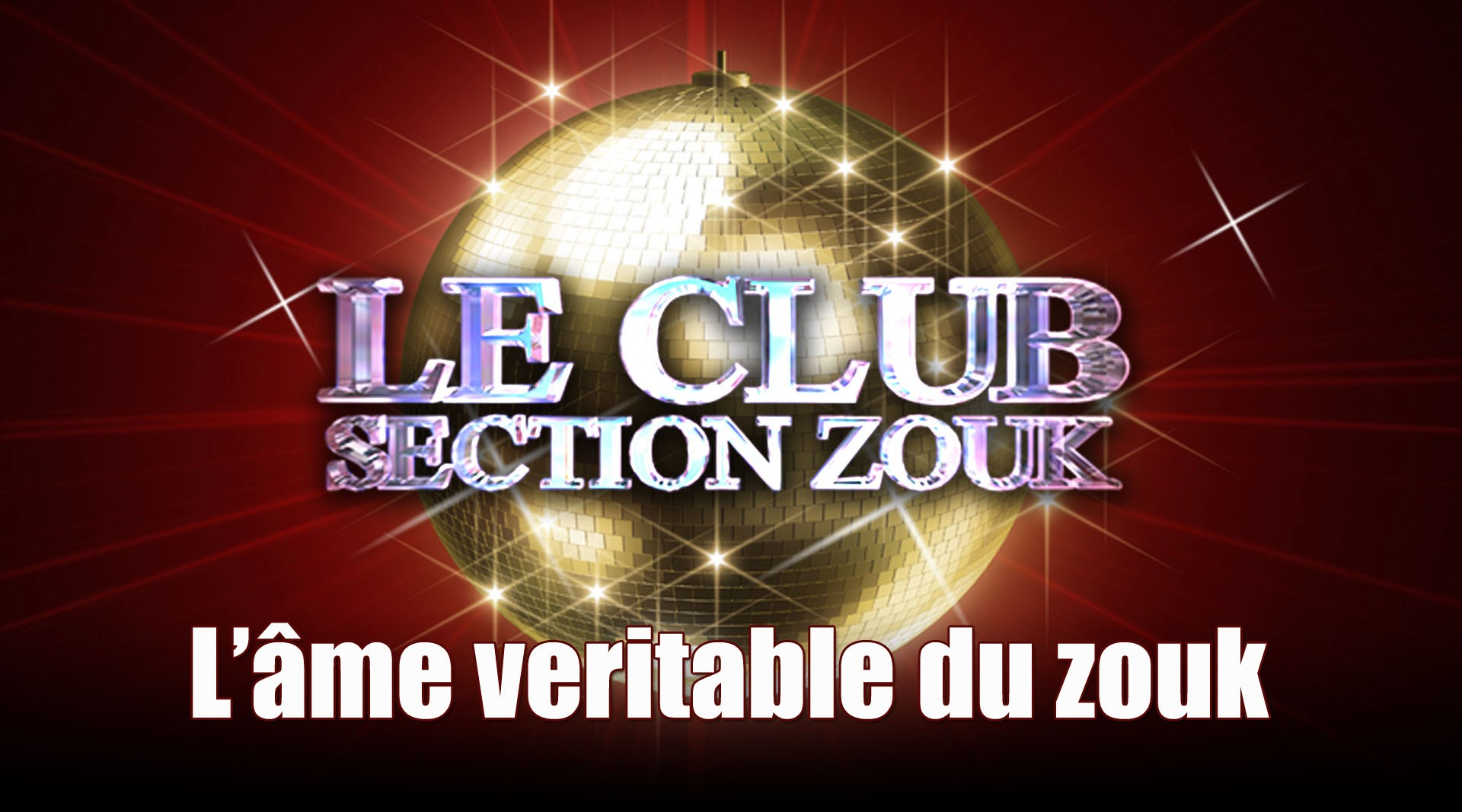 affiche Club Section Zouk- Pointe des antilles